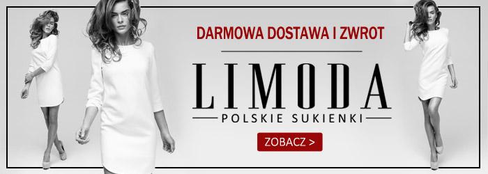 127fc3e93a Limoda  25 zł rabatu na sukienki przy zakupach powyżej 120 zł ...
