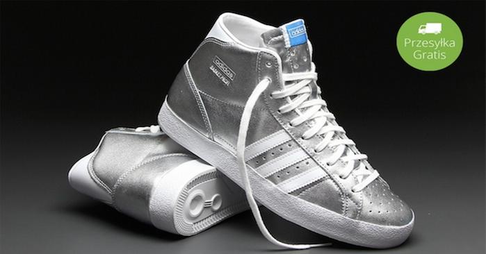 a299d222 Groupon: buty damskie Adidas Basket Profi za 99 zł ...