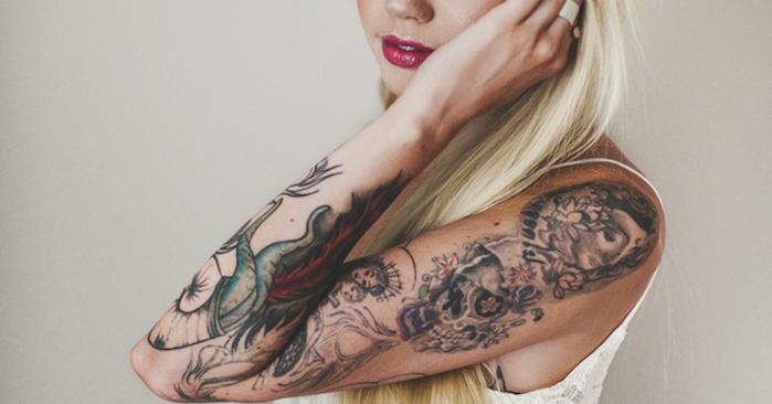 Groupon Tatuaż Cieniowany Lub Kolorowy W Cenie Od 100 Zł